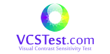 Visual Contrast Sensitivity Test - VCSTest.com